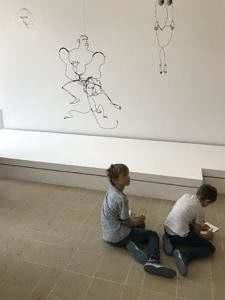 picasso museum, paryż z dzieckiem