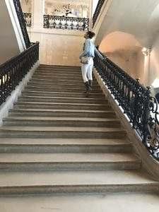 picasso muzeum, paryż z dzieckiem